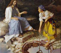 Христос и самаритянка 1