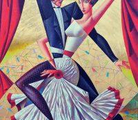 Georgy Kurasov Tango 40 x 30