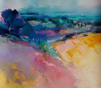 abstract landcape