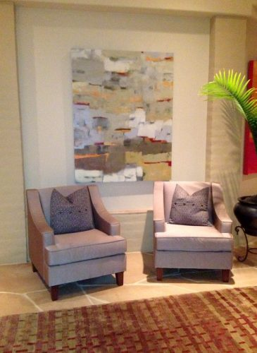 Start With Wall Art In Interior Design - East West Fine Art