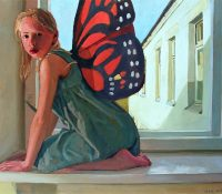 Nick Kosciuk Butterfly Wings No.3 30 x 40